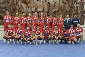 Photo équipe 1 et 2 saison 2010-2011