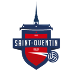 Saint-Quentin VolleyBall action